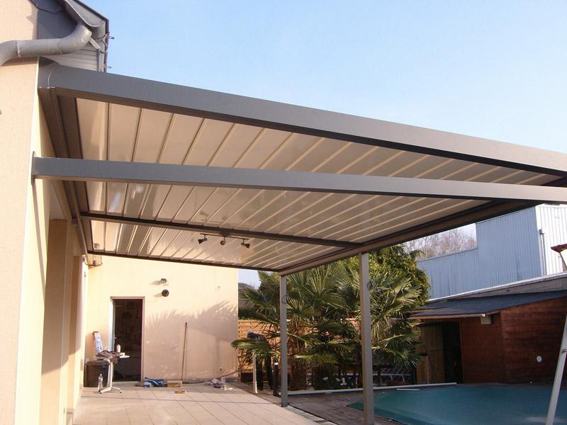 toldo terraza piscina
